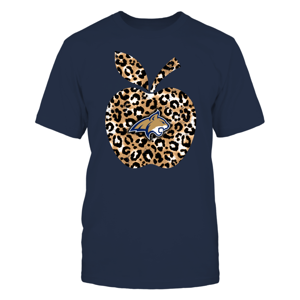 Montana State Bobcats - Teacher - Leopard Apple - IF17-IC17-DS64 Front picture