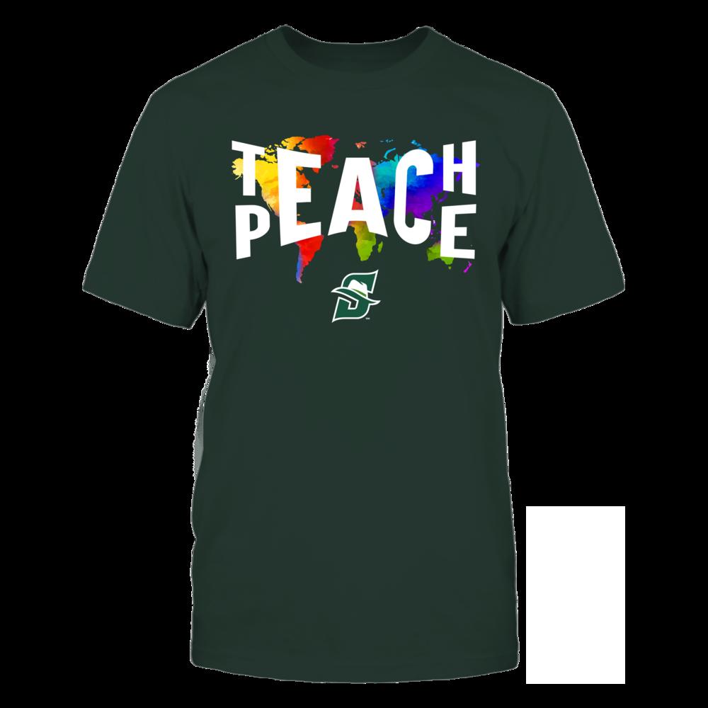 Stetson Hatters - Teach Peace Color Drop Front picture