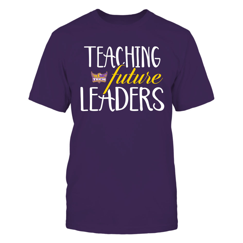 Tennessee Tech Golden Eagles - Teaching Future Leaders Front picture