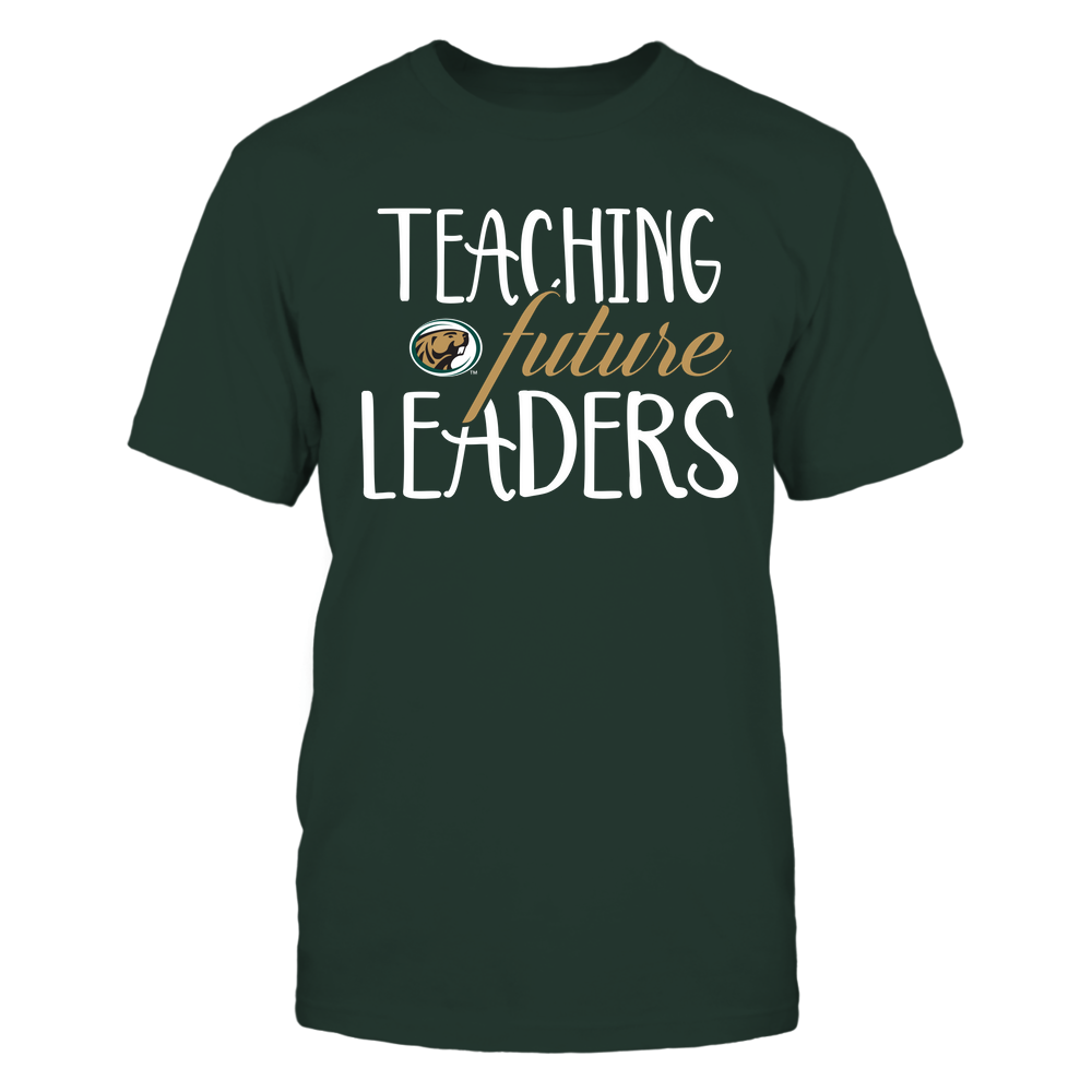 Bemidji State Beavers - Teaching Future Leaders Front picture