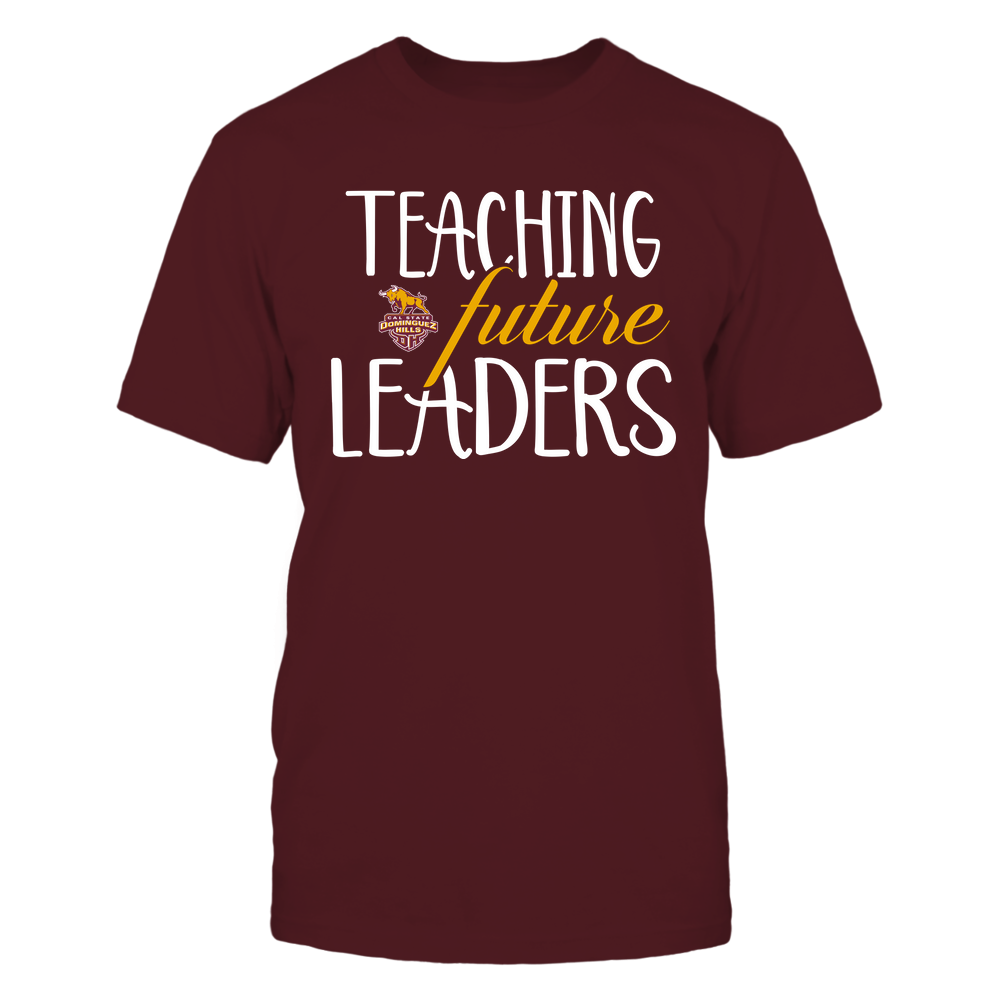 Cal State Dominguez Hills Toros - Teaching Future Leaders Front picture