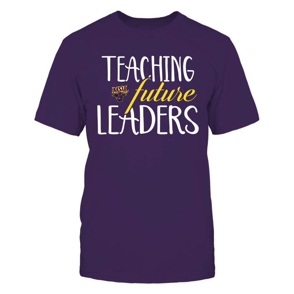 Minnesota State Mavericks - Teaching Future Leaders Front picture
