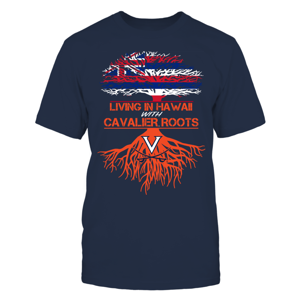 Virginia Cavaliers - Living Roots Hawaii Front picture
