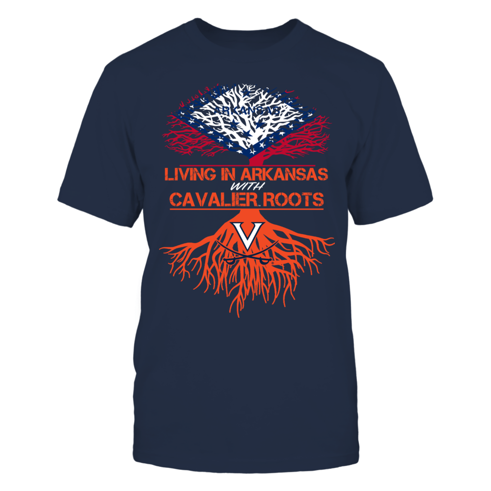 Virginia Cavaliers - Living Roots Arkansas Front picture