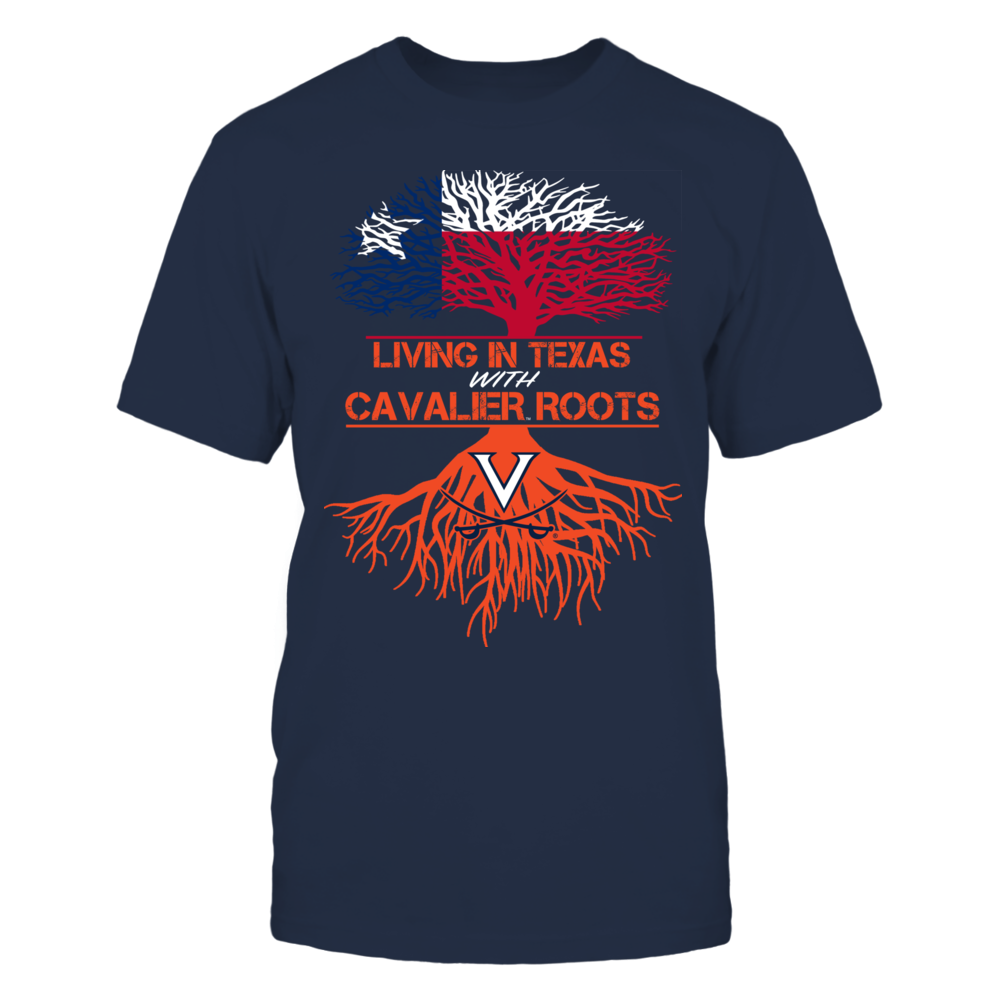 Virginia Cavaliers - Living Roots Texas Front picture