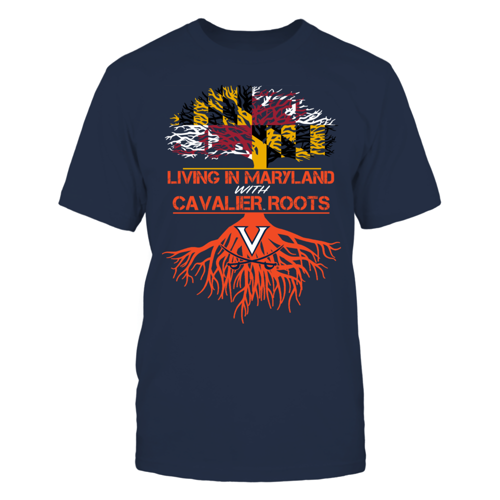 Virginia Cavaliers - Living Roots Maryland Front picture