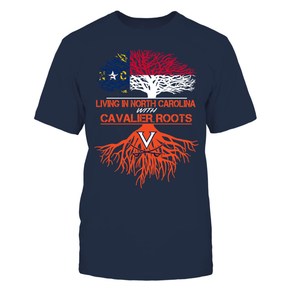 Virginia Cavaliers - Living Roots North Carolina Front picture
