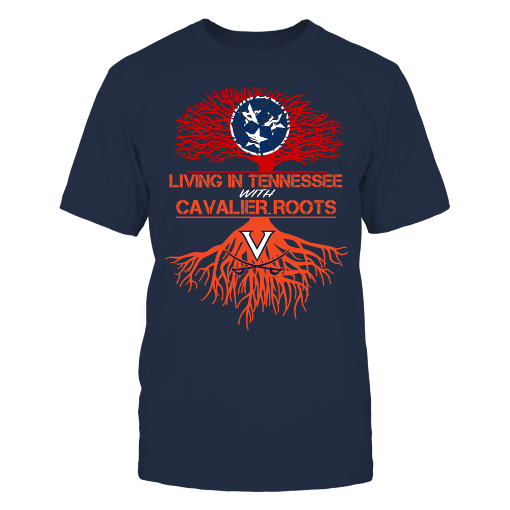 Virginia Cavaliers - Living Roots Tennessee Front picture