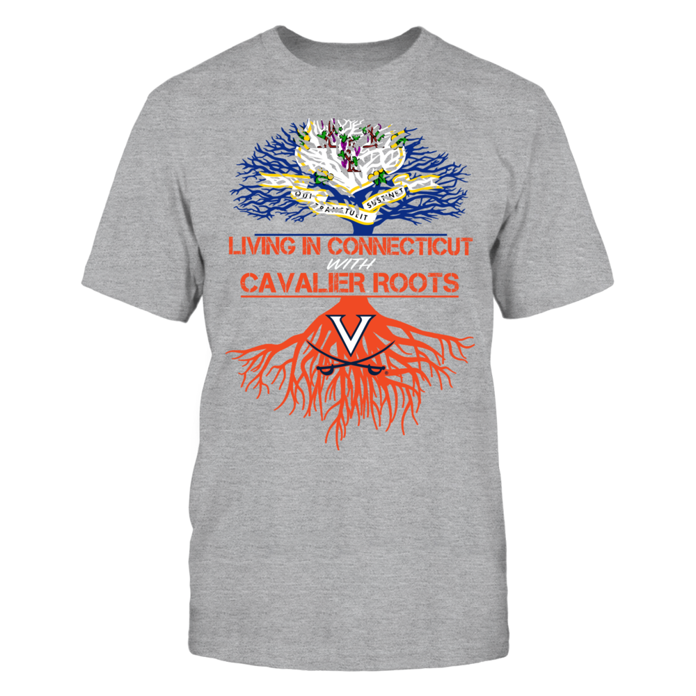 Virginia Cavaliers - Living Roots Connecticut Front picture