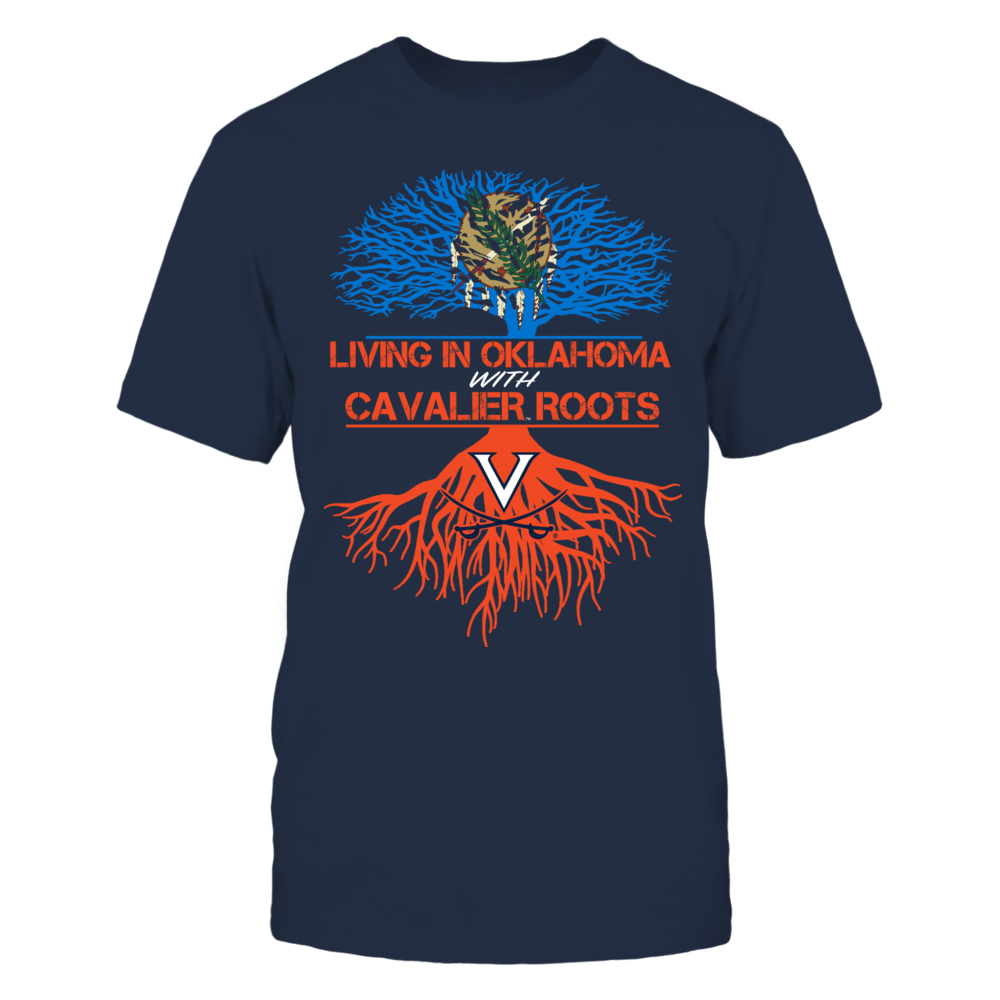 Virginia Cavaliers - Living Roots Oklahoma Front picture