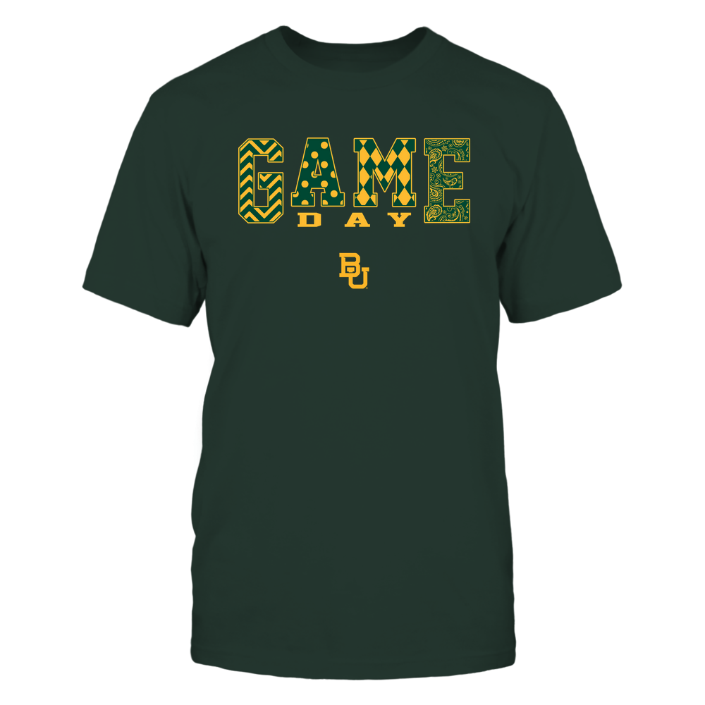 Baylor Bears - 19080610109 - Game Day Pattern - IF-IC13-DS29 Front picture
