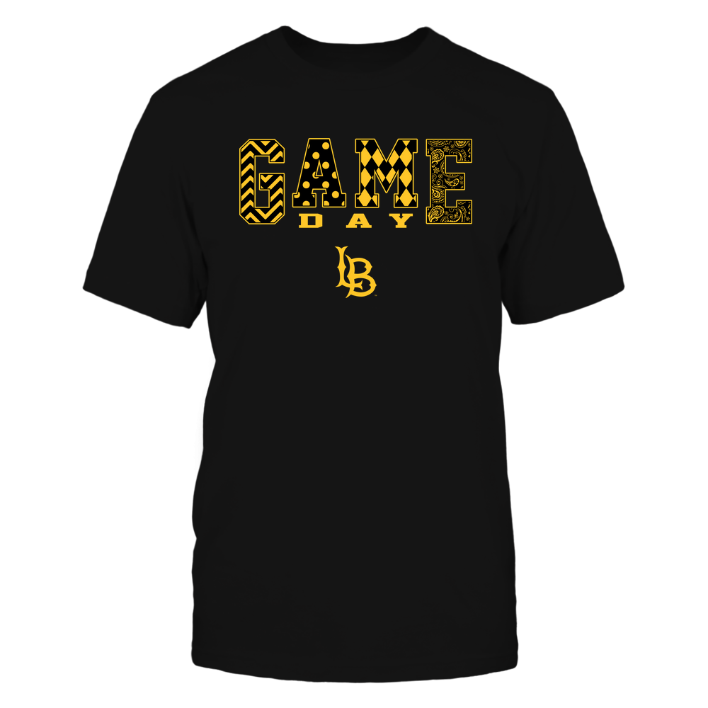 Long Beach State 49ers - 19080610109 - Game Day Pattern  - IF13-IC13-DS27 Front picture