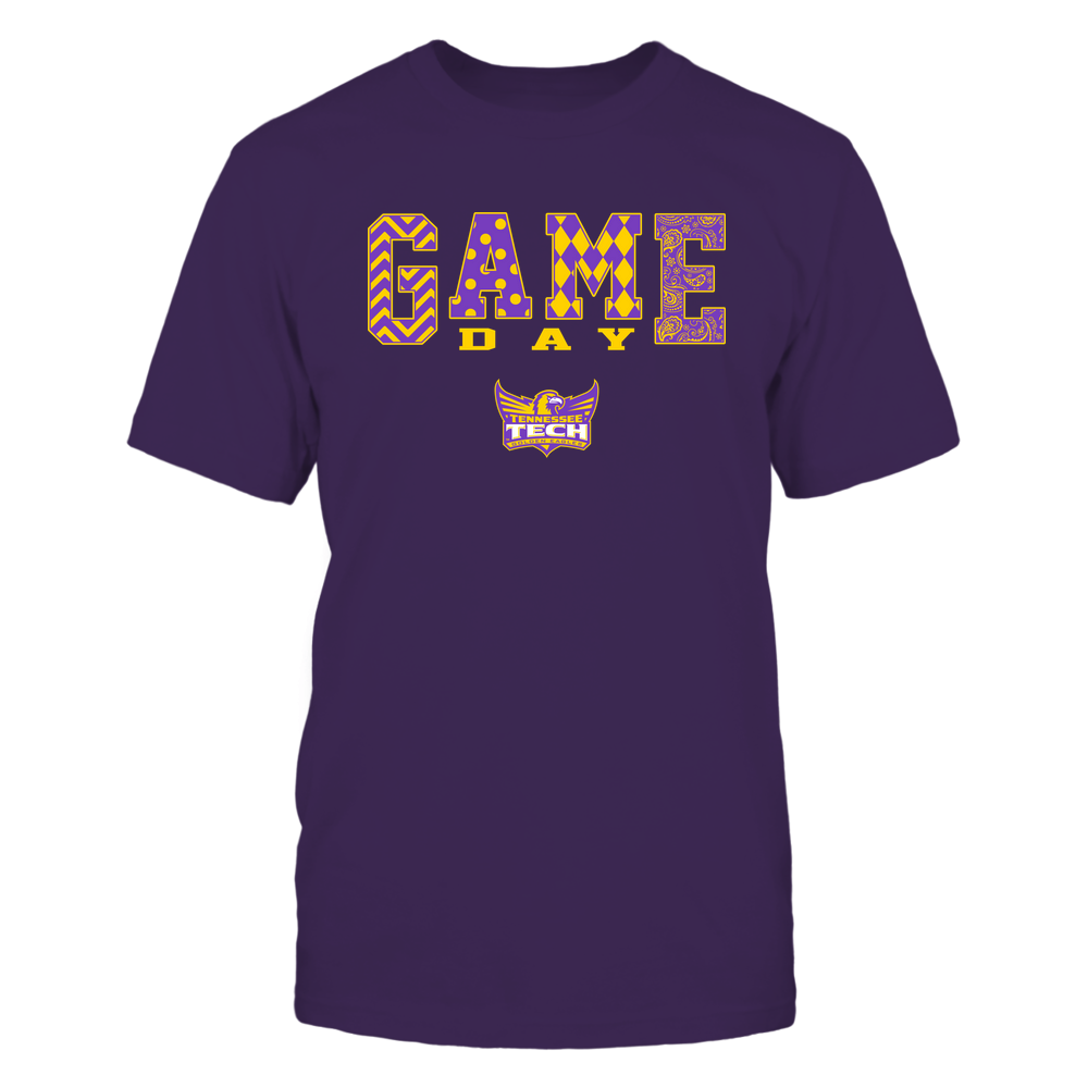 Tennessee Tech Golden Eagles - 19080610109 - Game Day Pattern  - IF13-IC13-DS27 Front picture