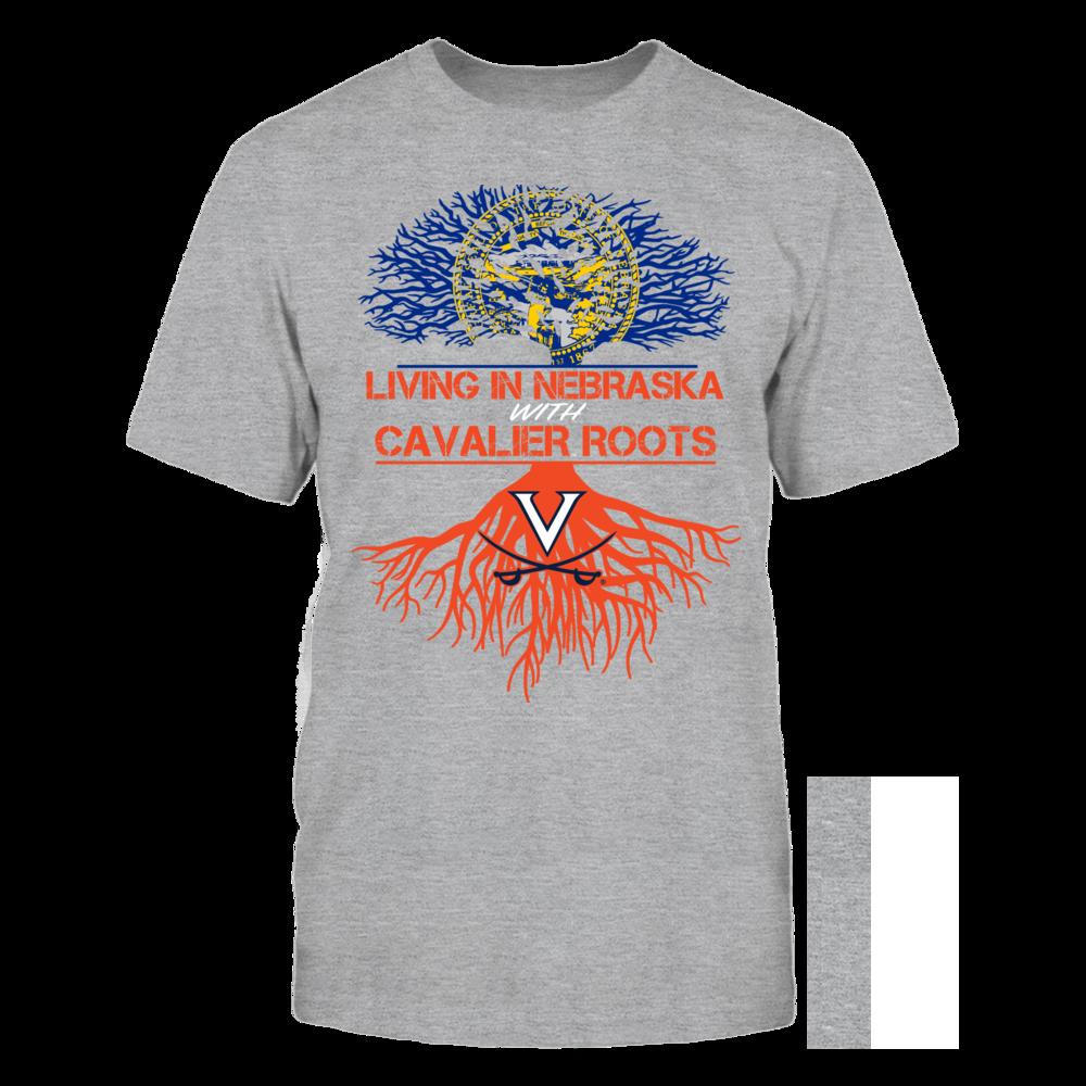 Virginia Cavaliers - Living Roots Nebraska Front picture