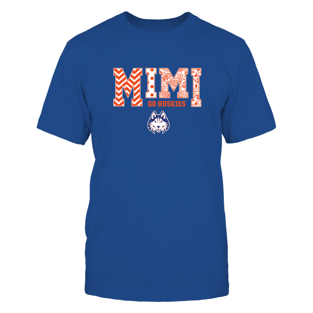 Houston Baptist Huskies - 19070910463 - Mimi - Slogan- Patterned - IF13-IC13-DS27 Front picture