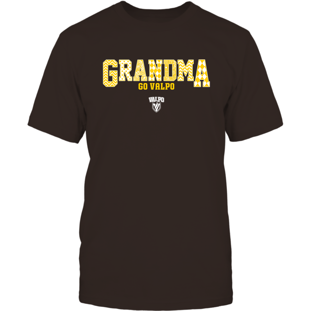 Valparaiso Crusaders - 19070910462 - Grandma - Slogan- Patterned - IF13-IC13-DS45 Front picture