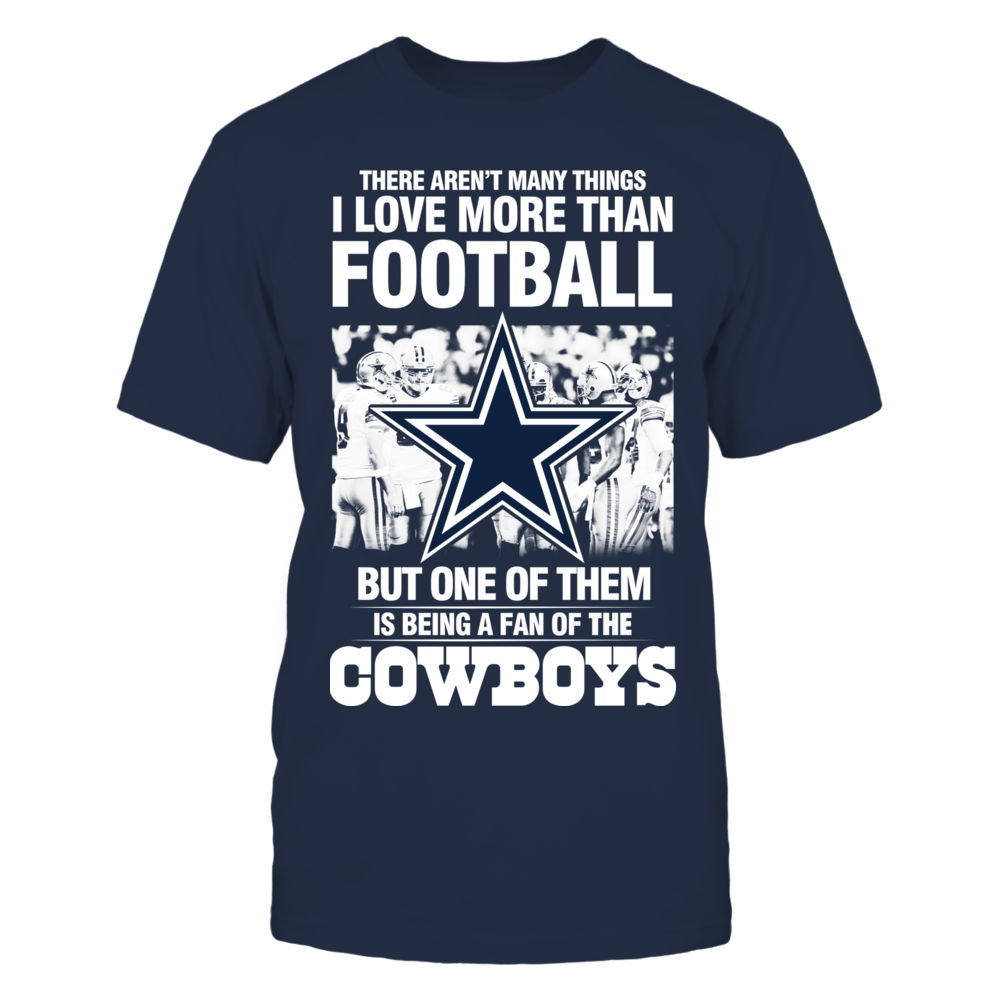 Fan of Cowboys Front picture