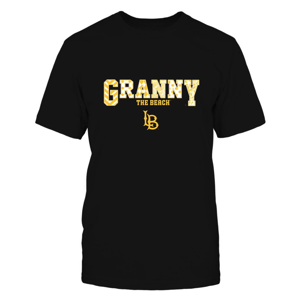 Long Beach State 49ers - 19070910466 - Granny - Slogan- Patterned - IF13-IC13-DS63 Front picture