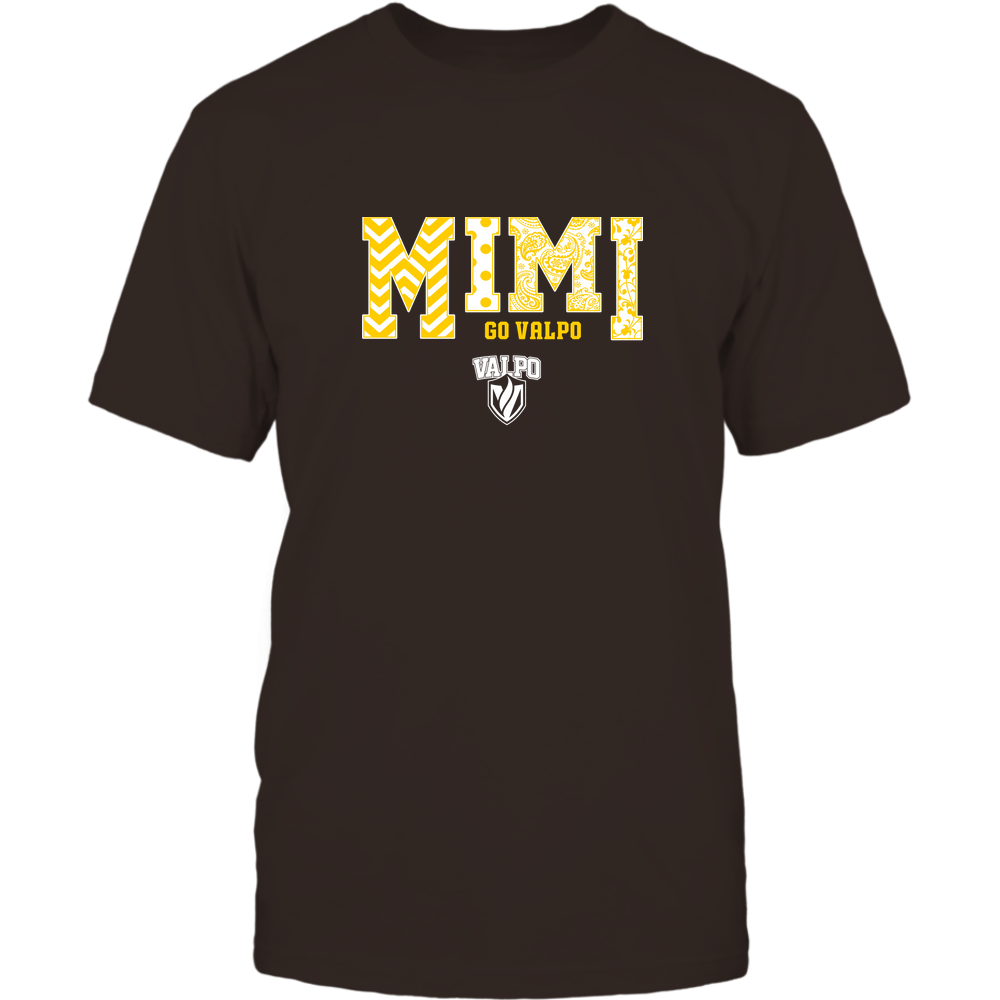 Valparaiso Crusaders - 19070910463 - Mimi - Slogan- Patterned - IF13-IC13-DS27 Front picture