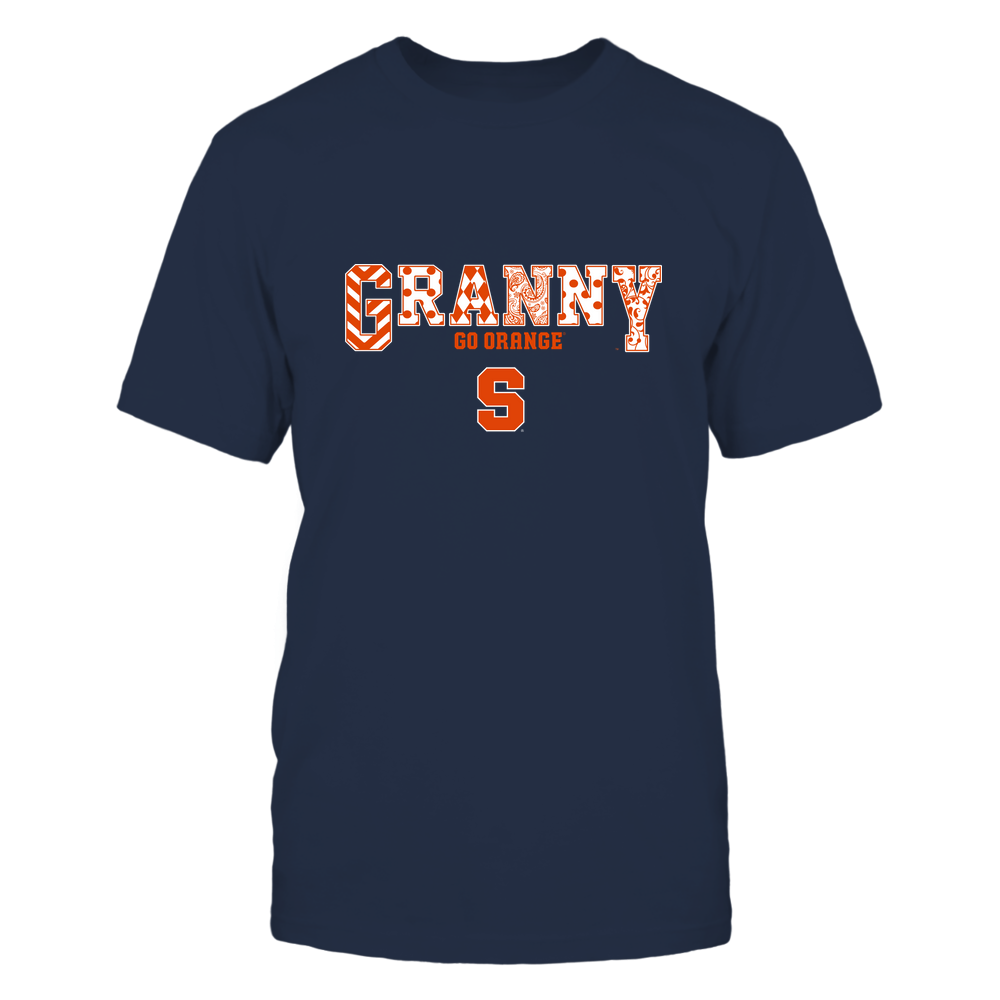 Syracuse Orange - 19070910466 - Granny - Slogan- Patterned - IF13-IC13-DS63 Front picture