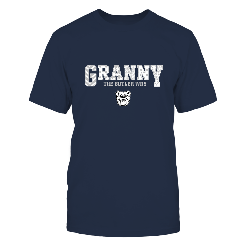 Butler Bulldogs - 19070910466 - Granny - Slogan- Patterned - IF13-IC13-DS63 Front picture