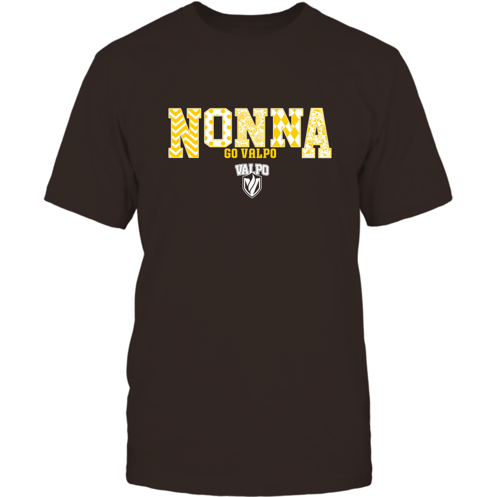 Valparaiso Crusaders - 19070910464 - Nonna - Slogan- Patterned - IF13-IC13-DS27 Front picture
