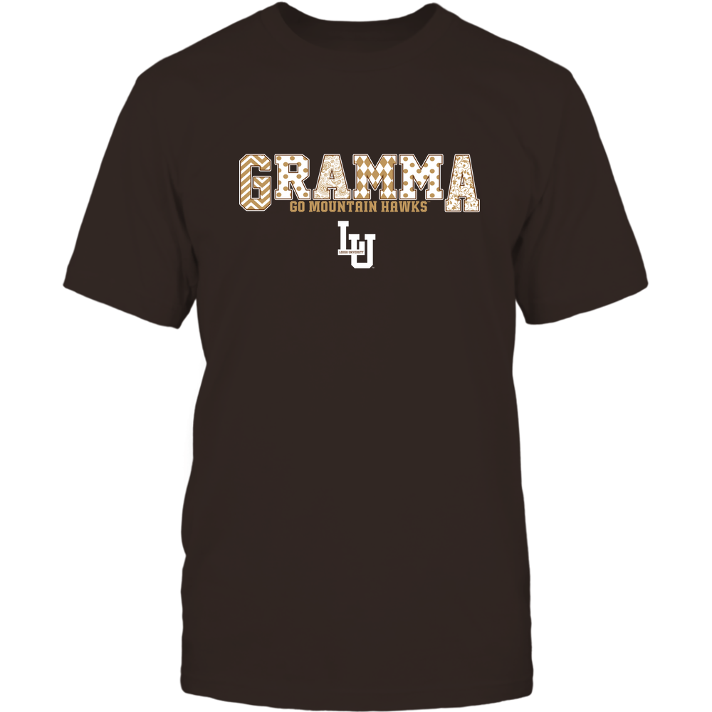 Lehigh Mountain Hawks - 19070910468 - Gramma - Slogan- Patterned - IF13-IC13-DS75 Front picture