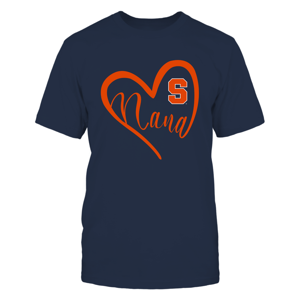 Syracuse Orange - 19070910110 - Heart Nana - IF13-IC13-DS45 Front picture