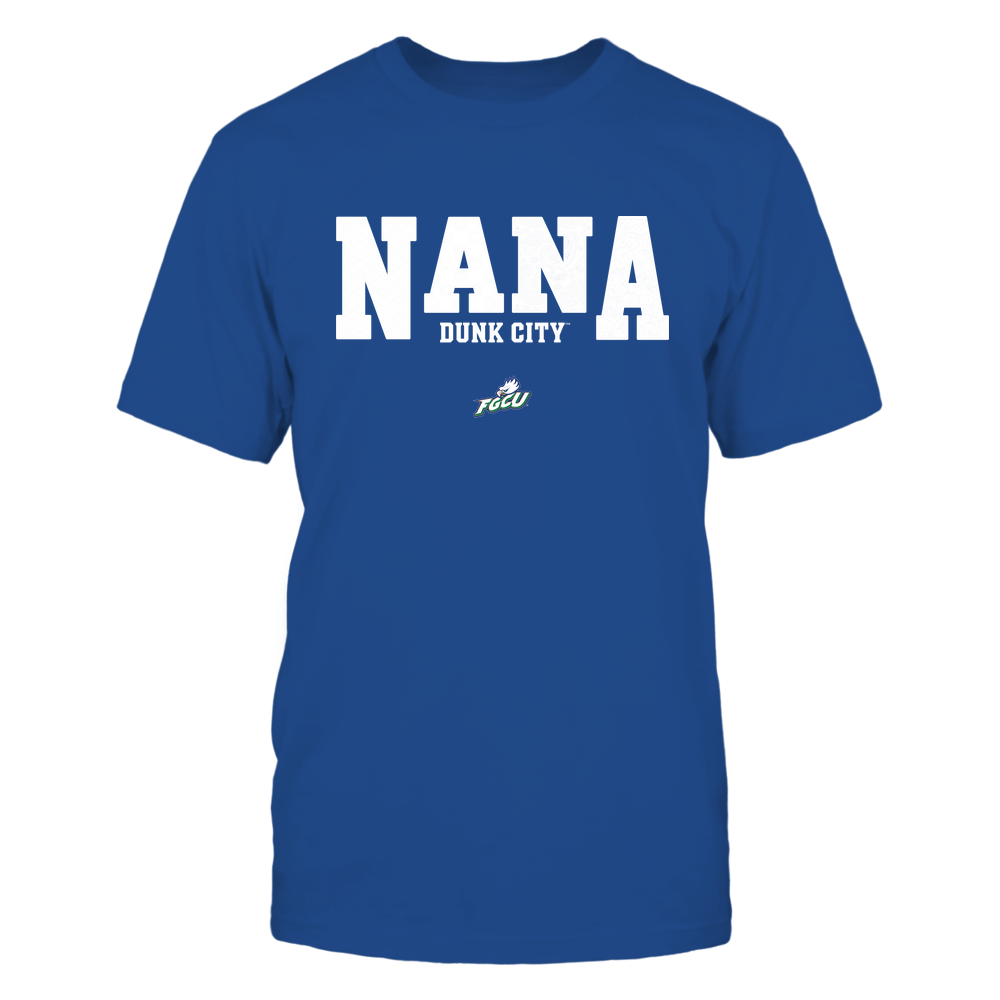 Florida Gulf Coast Eagles - 19070910513 - Nana - Slogan - Patterned - IF13-IC13-DS45 Front picture