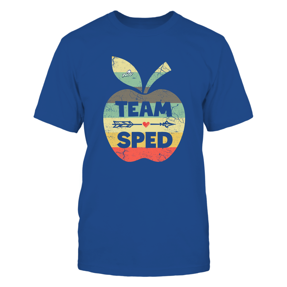 Florida Gulf Coast Eagles - Team SPED - Apple Vintage Front picture