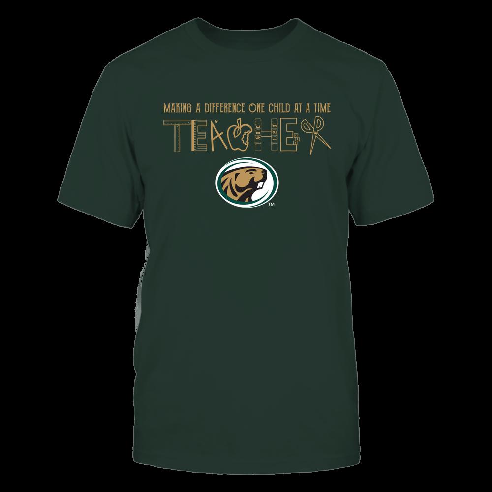 Bemidji State Beavers - Teacher Logo - Team Front picture
