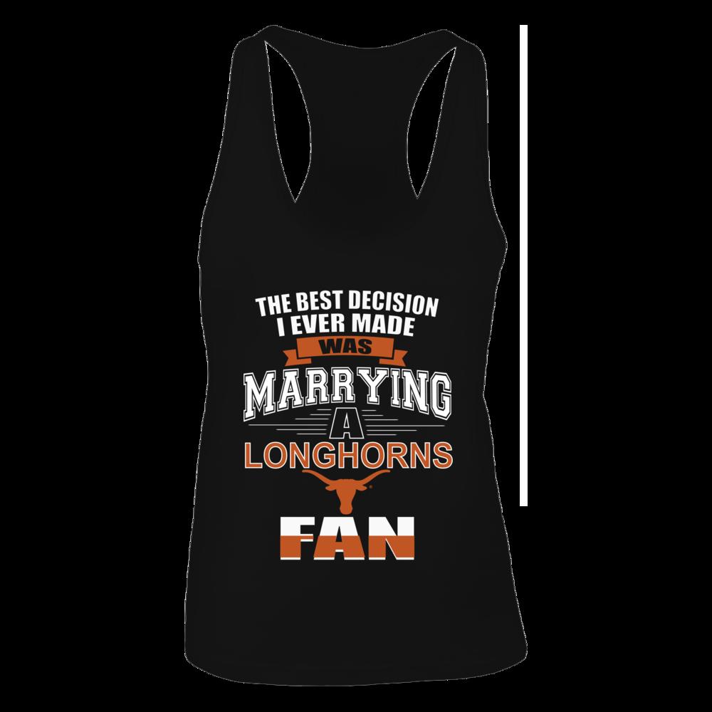 Best Decision - Texas Longhorns Front picture