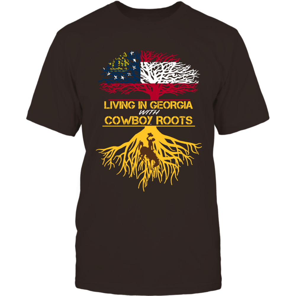 Wyoming Cowboys - Living Roots Georgia Front picture