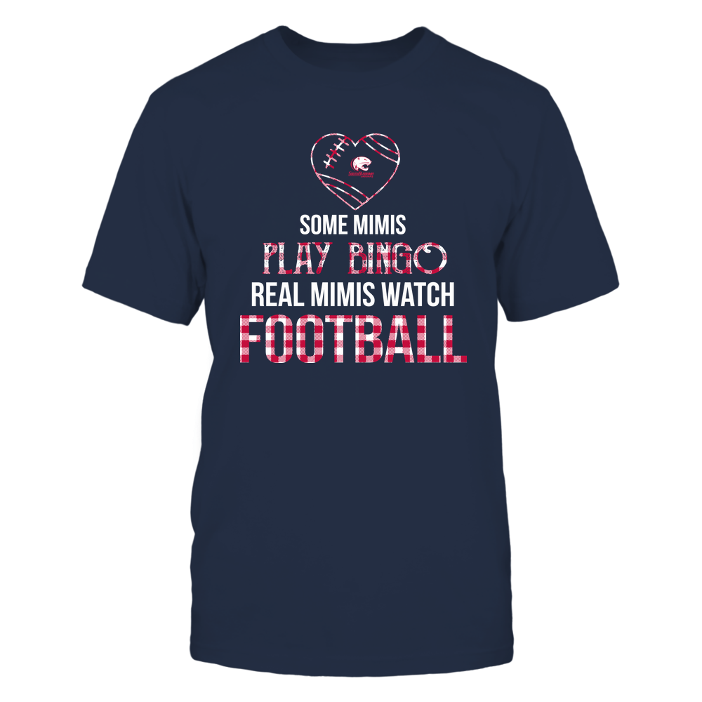 South Alabama Jaguars - Real Mimis Watch Football - Bingo Front picture