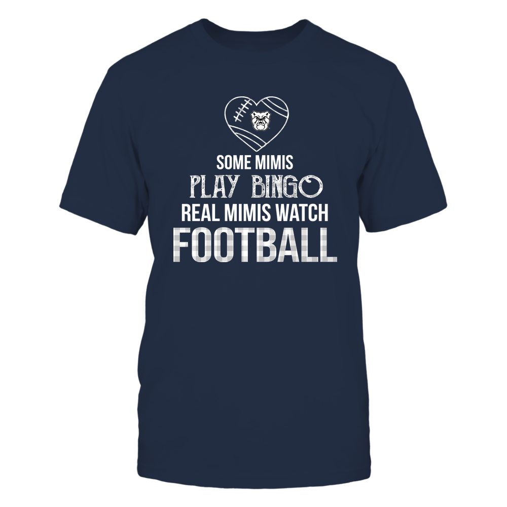Butler Bulldogs - Real Mimis Watch Football - Bingo Front picture