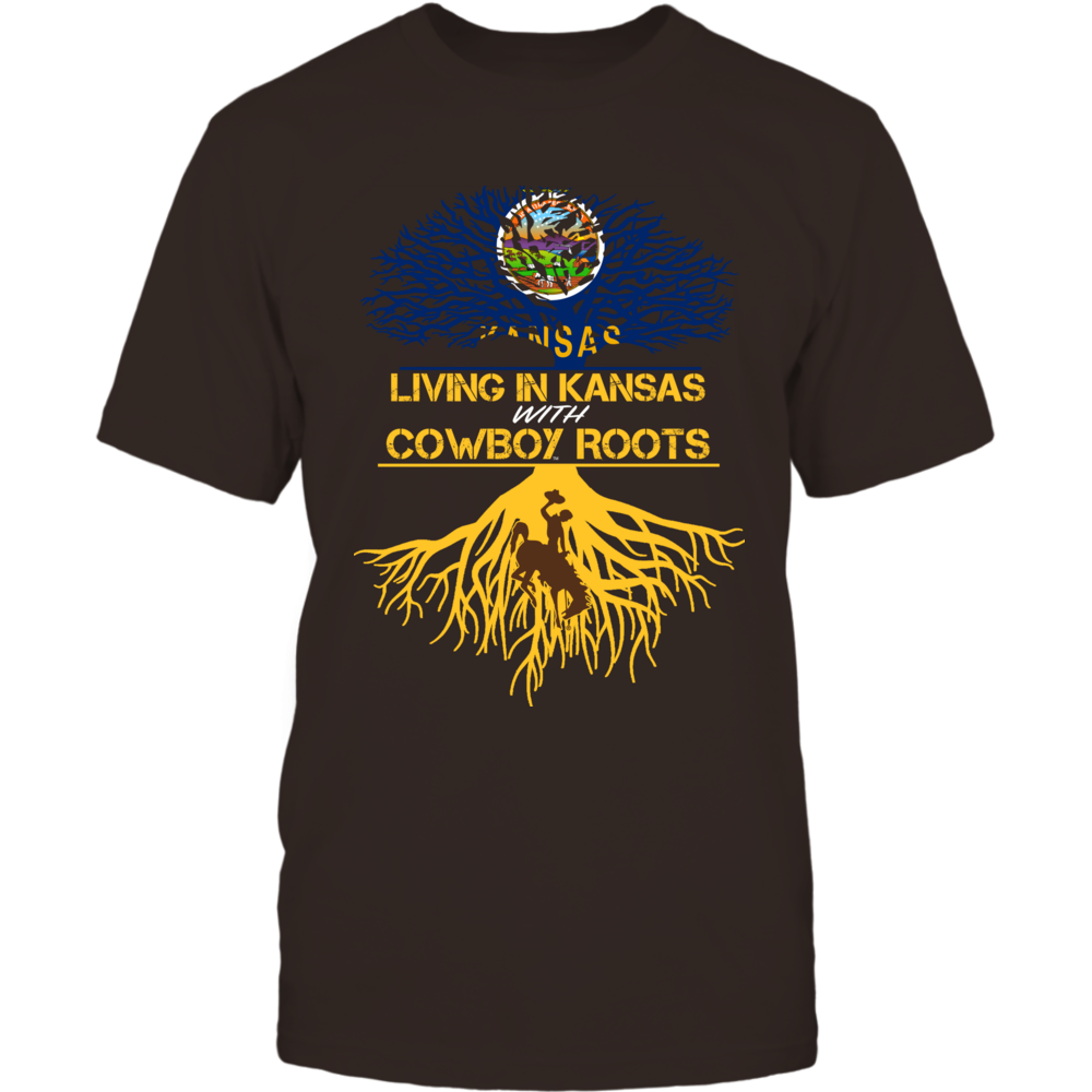 Wyoming Cowboys - Living Roots Kansas Front picture
