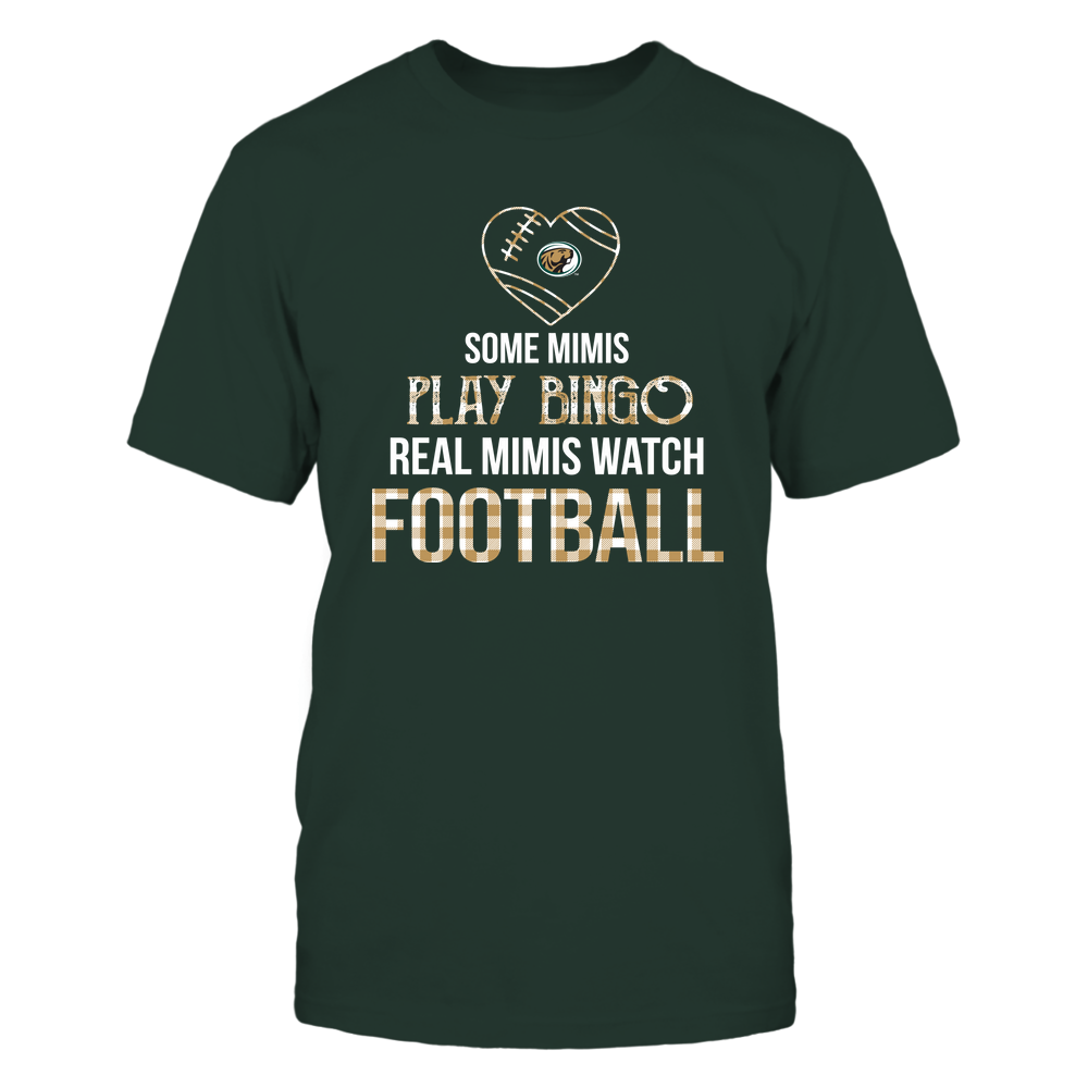 Bemidji State Beavers - Real Mimis Watch Football - Bingo Front picture