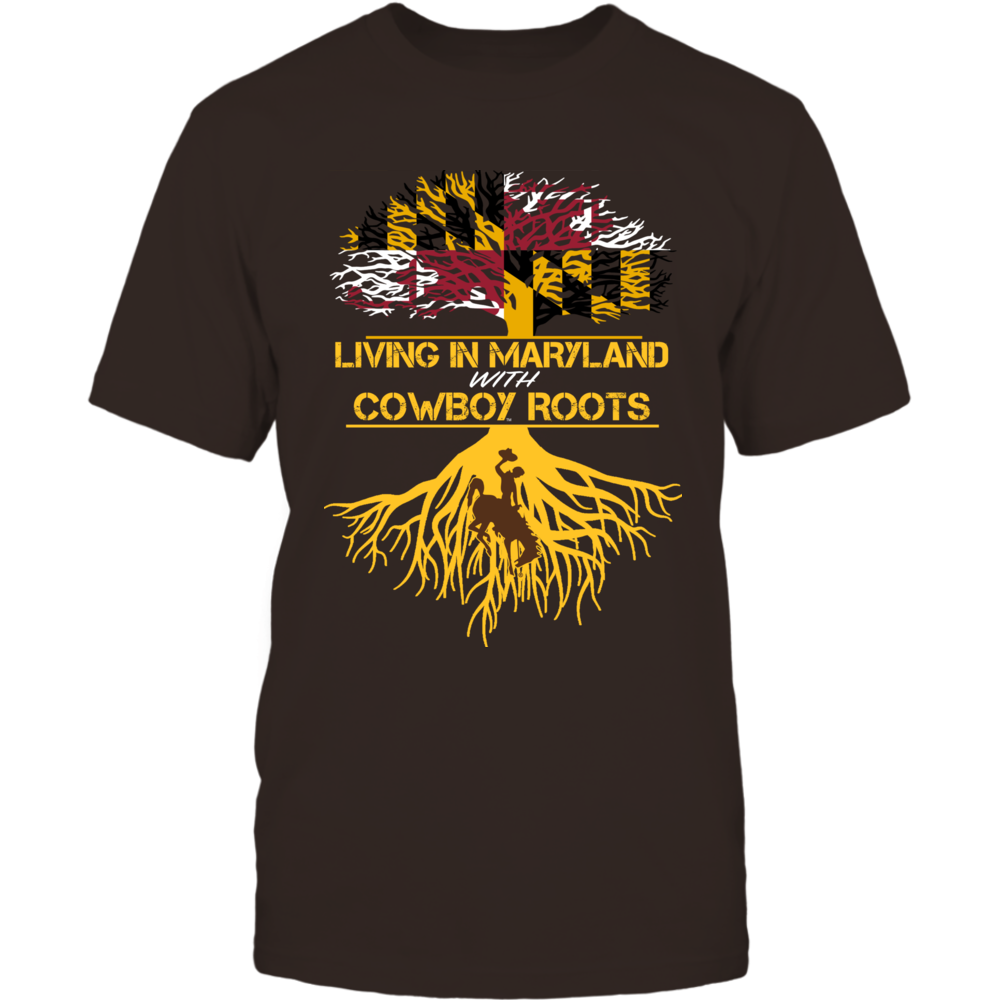 Wyoming Cowboys - Living Roots Maryland Front picture