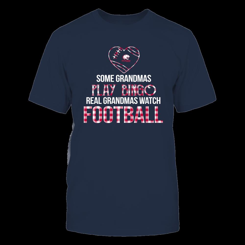 South Alabama Jaguars - Real Grandmas Watch Football - Bingo Front picture