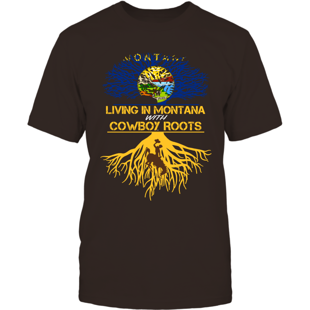 Wyoming Cowboys - Living Roots Montana Front picture