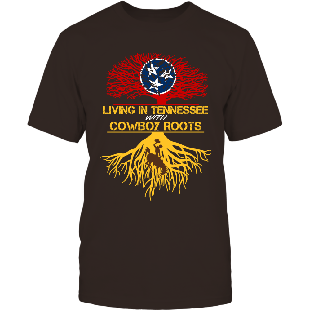 Wyoming Cowboys - Living Roots Tennessee Front picture