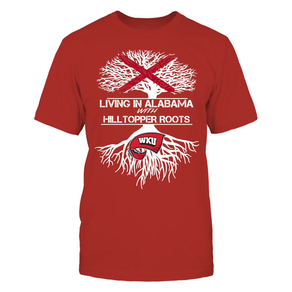Western Kentucky Hilltoppers - Living Roots Alabama Front picture