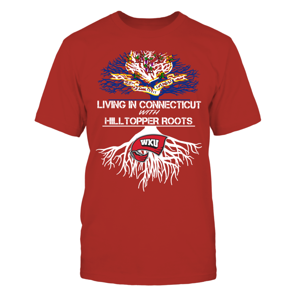 Western Kentucky Hilltoppers - Living Roots Connecticut Front picture