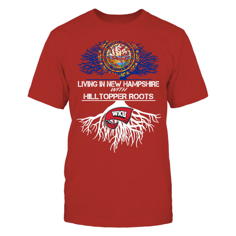 Western Kentucky Hilltoppers - Living Roots New Hampshire Front picture