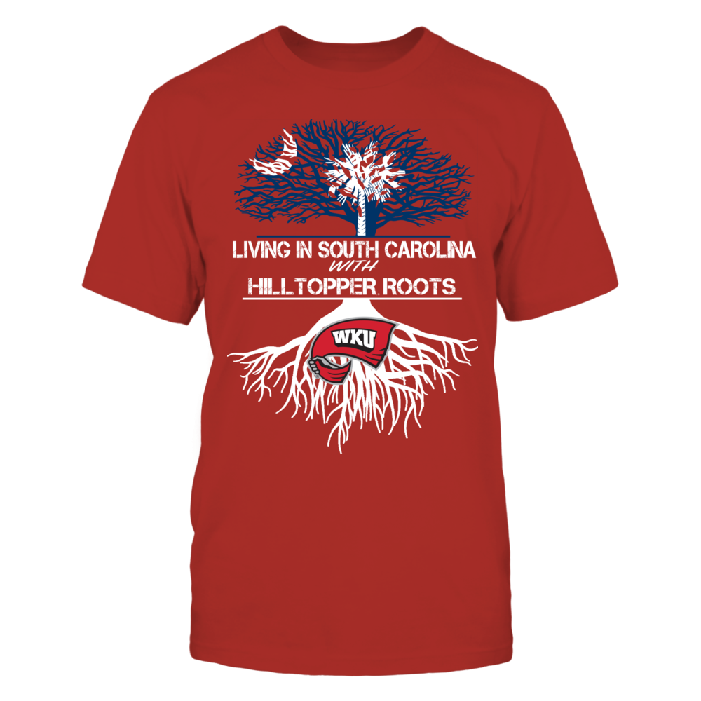 Western Kentucky Hilltoppers - Living Roots South Carolina Front picture