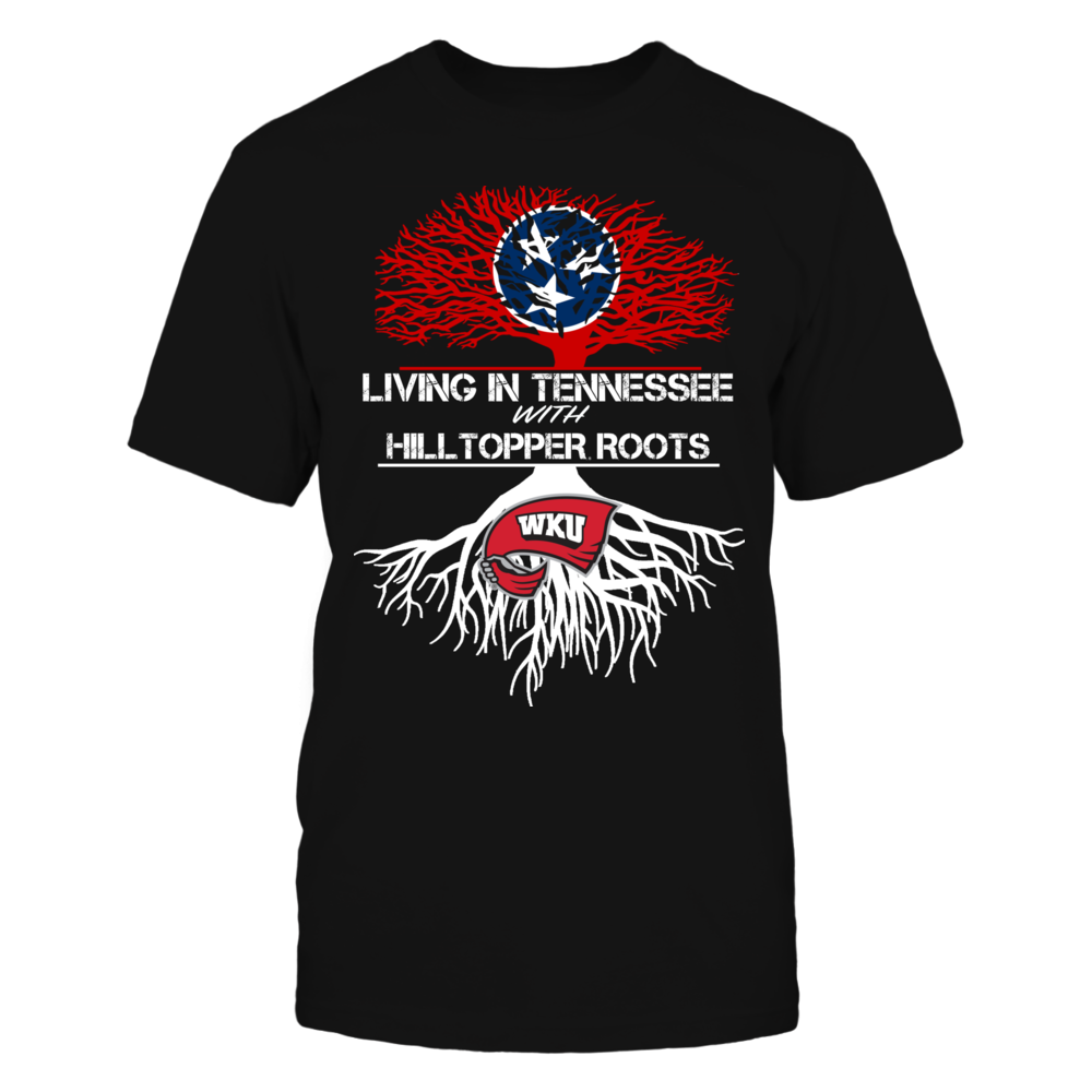 Western Kentucky Hilltoppers - Living Roots Tennessee Front picture