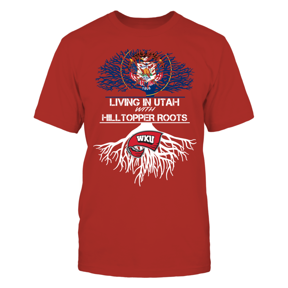 Western Kentucky Hilltoppers - Living Roots Utah Front picture
