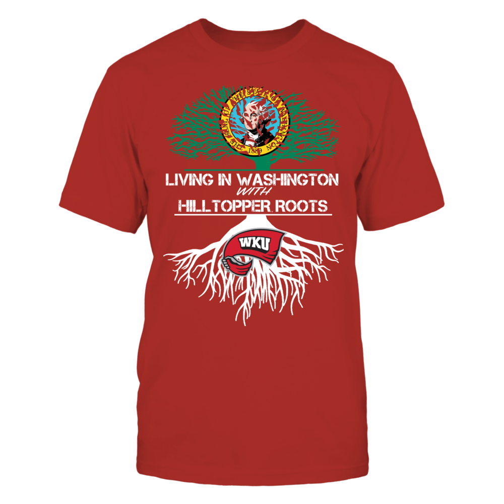Western Kentucky Hilltoppers - Living Roots Washington Front picture