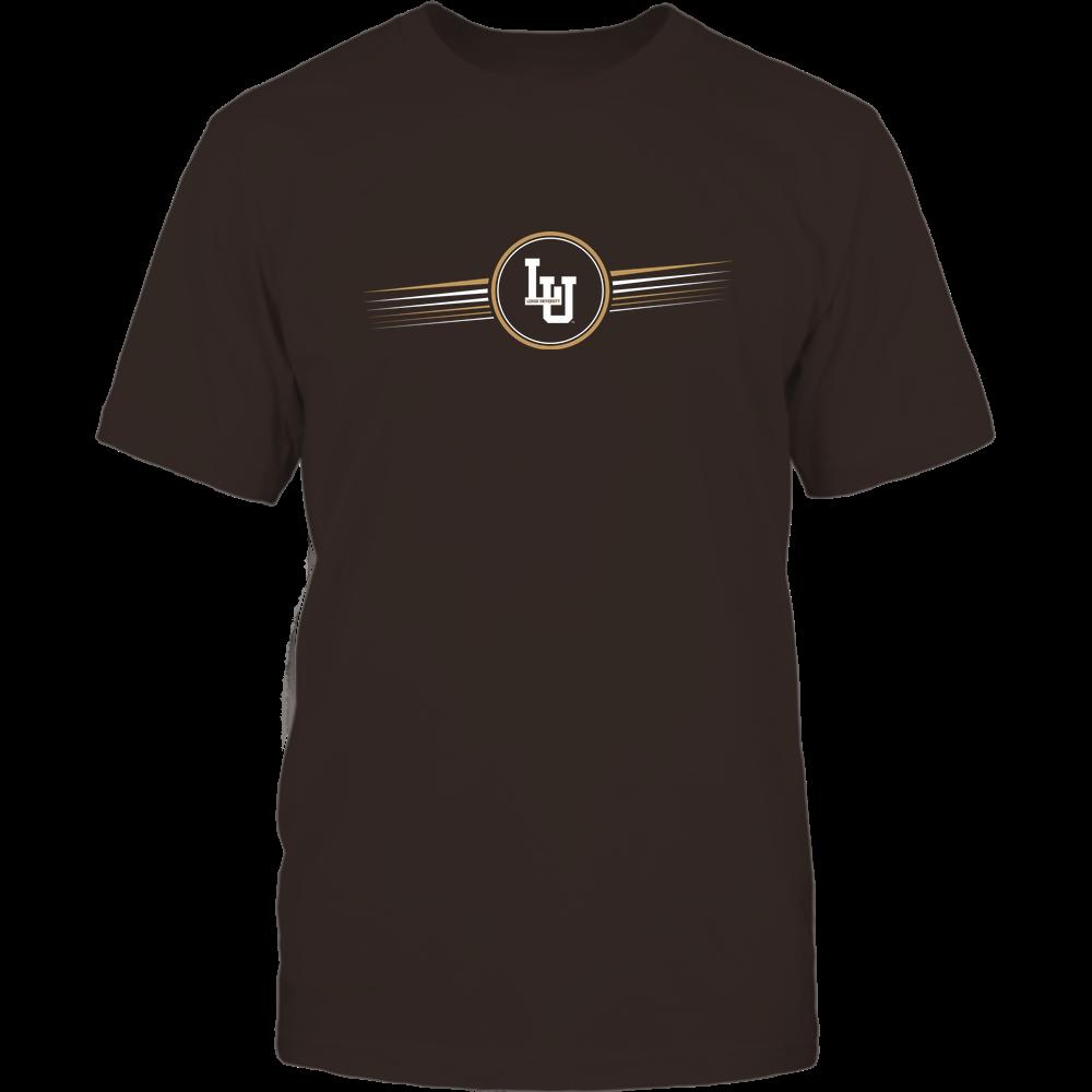 Lehigh Mountain Hawks - Horizontal Stripes - Logo Front picture