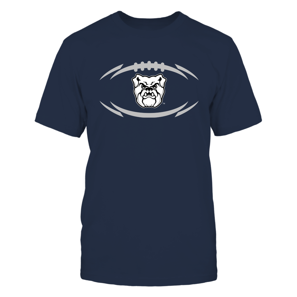 Butler Bulldogs - Modern Football 2 - Logo Front picture